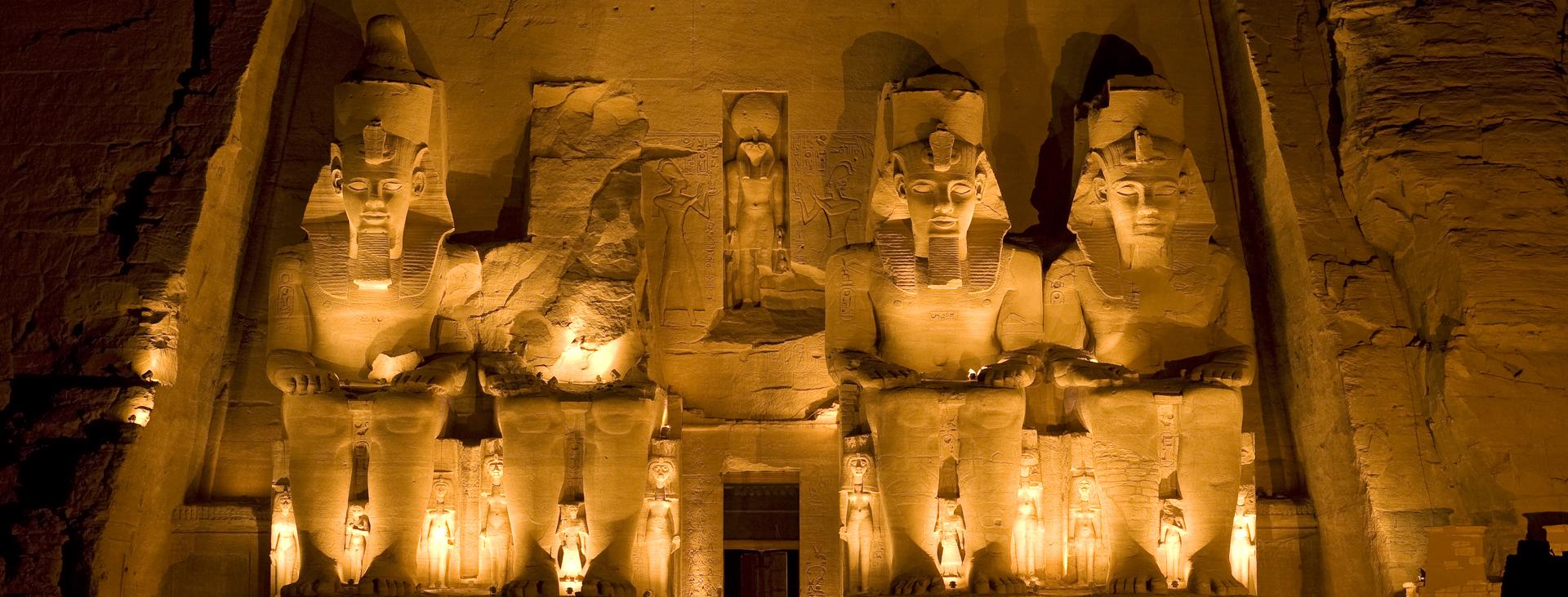 Abu Simbel, il salvataggio dei templi: l'uomo e la tecnologia